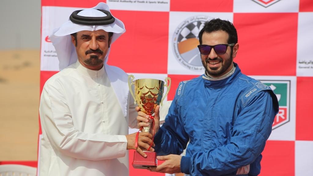 UAE: Three-way battle for Emirati drivers in new UAE Desert Championship