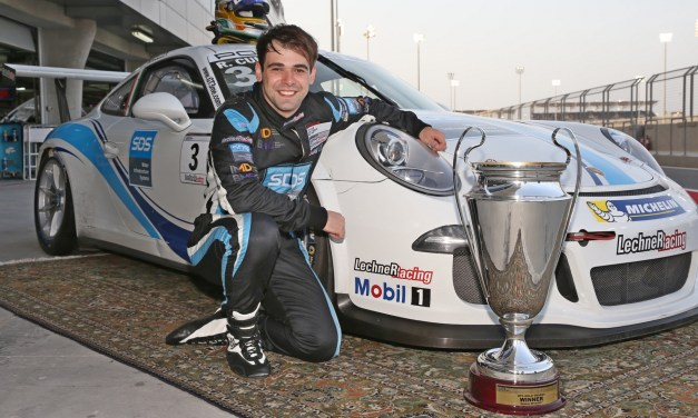Bahrain: Cullen wins final race of Porsche GT3 Cup Challenge Middle East as championship closes in a glorious flourish