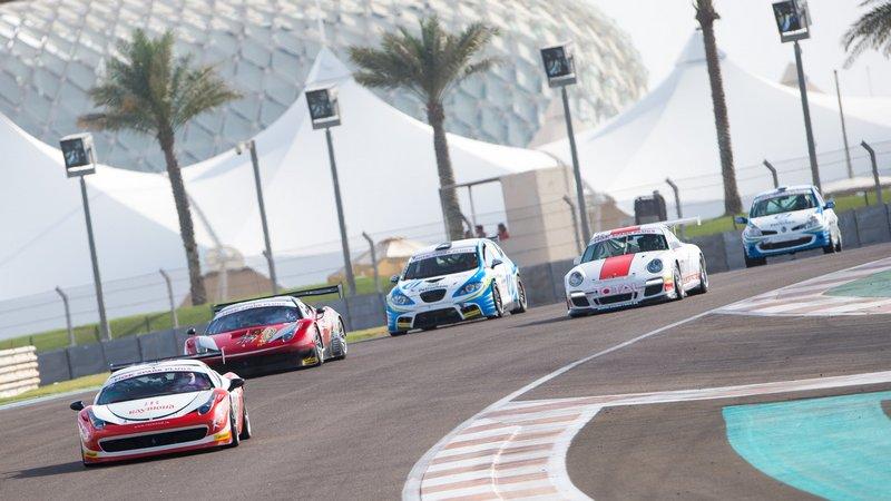 UAE: Double wins for Singhania, Annivas and Papantonis at start of NGK Racing Series season