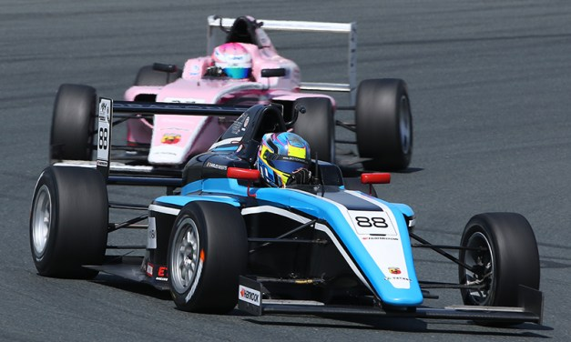 Dubai: Weerts takes F4 UAE Championship title in fuel filled weekend of racing at Dubai Autodrome