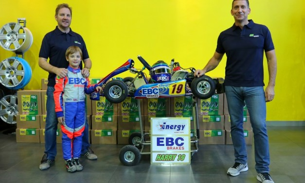 Dubai: Karting – EBC Brakes supports young local racing talent