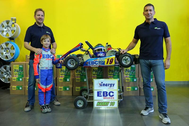 Dubai: Karting – EBC Brakes supports young local racing talent