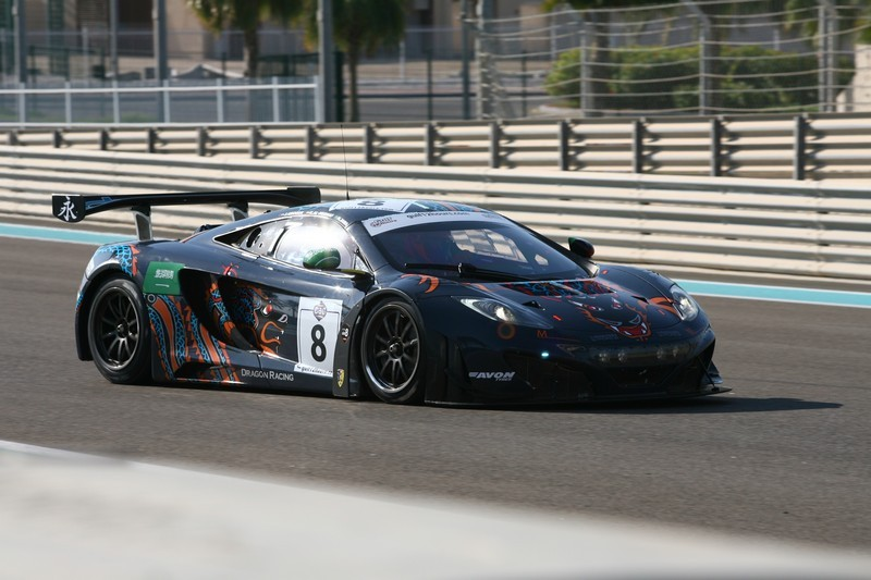 UAE: Challenging test of endurance for Kuwaits Khaled Al Mudhaf in Gulf 12hr with McLaren 12C GT3