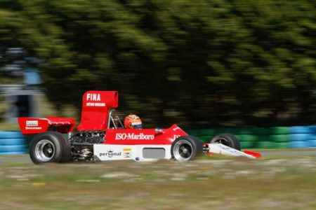 1974 Williams FW03 campaigned by Arturo Merzario