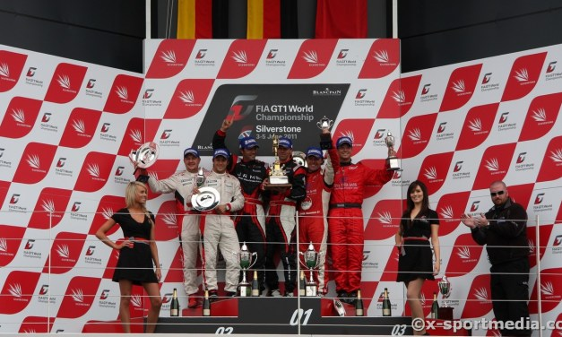 FIA GT1: JRM Nissan takes Tourist Trophy in Silverstone thriller