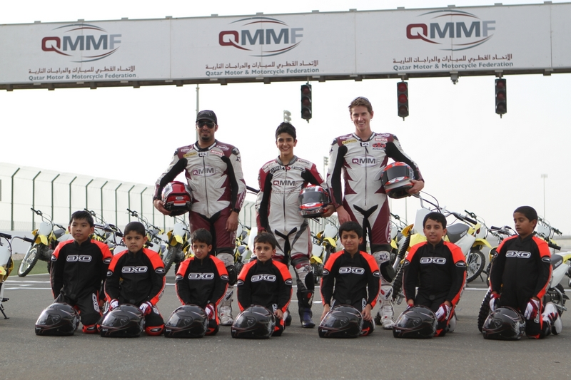 Qatar: QMMF leads the way for Child Motorsport Academy