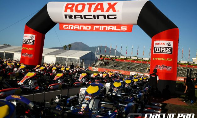 Rotax: World Championship in Napoli welcomes 360 young karters from around the world