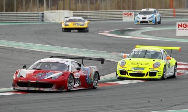 Dubai: Triller takes victory in NGK Racing Series at Dubai Autodrome