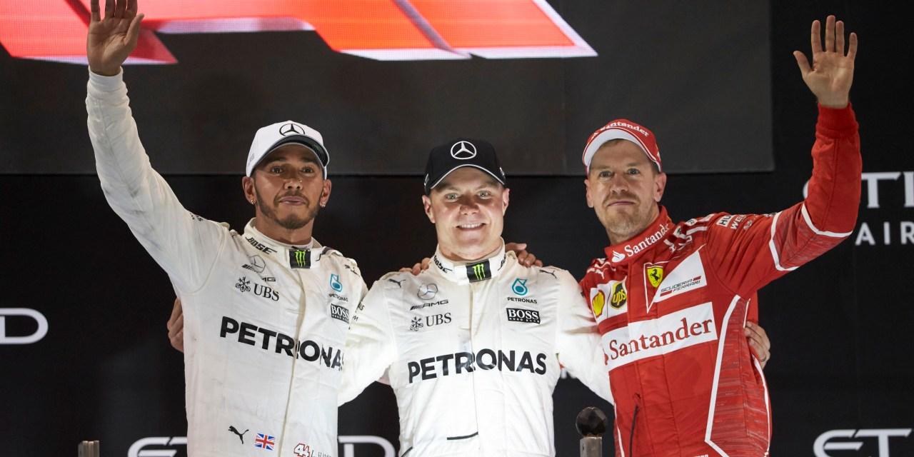 F1: Bottas claims his third career victory at the Yas Marina Circuit