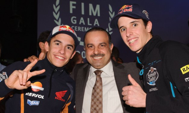FIM: Nasser Al Attiyah re-elected as FIM Vice President in Spain as Ippolito remains President