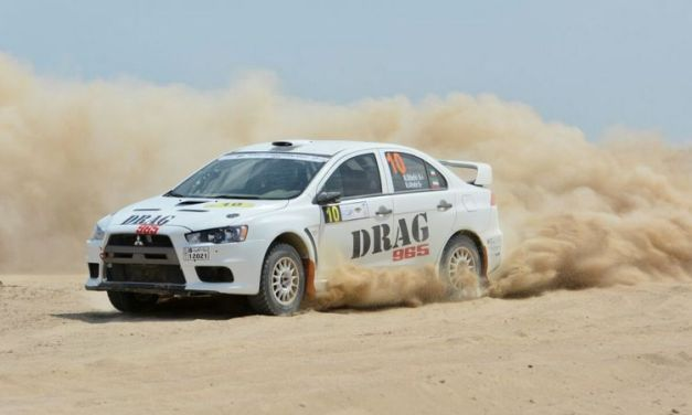 Rally: Local heroes looking to shine in this weekends Kuwait International Rally