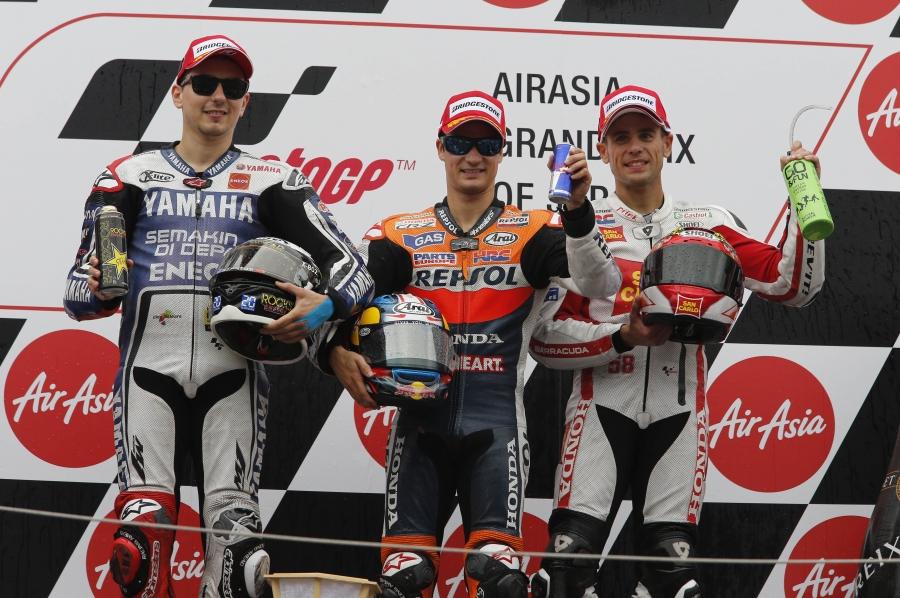 MotoGP: Pedrosa keeps title race alive with enthralling victory in Motegi