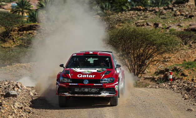 Rally: Qatar's Al Attiyah romps to sixth victory in opening round of 2020 FIA Middle East Rally Championship in Oman