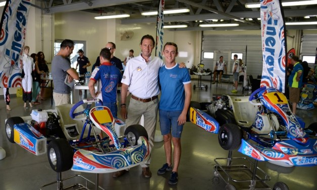 Dubai: Karting ace Sean Babington to test himself in France at the KZ2 Super Cup