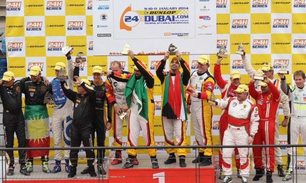 Dubai 24h: Kuwaiti ace Khaled Al Mudhaf wins Dubai 24hr with Dragon Racing Ferrari 458 GT3