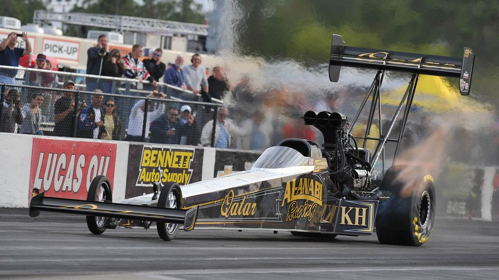Drag: Dubai's Al Balooshi set to begin third season as he debuts new car design this weekend in Pomona
