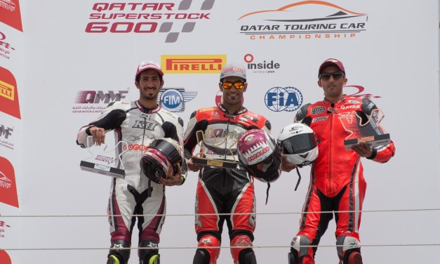 Qatar: Al Sulaiti and Al Malki wins Qatar Superstock 600 at Losail