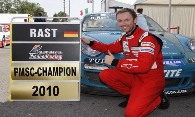 Porsche Supercup: Saudi Arabia's Al Faisal Lechner Team jubilant as René Rast takes Championship win in Monza