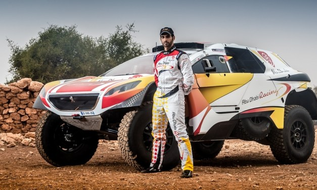 Abu Dhabi: Sheikh Khalid Al Qassimi to enter Dakar Rally with PH Sport