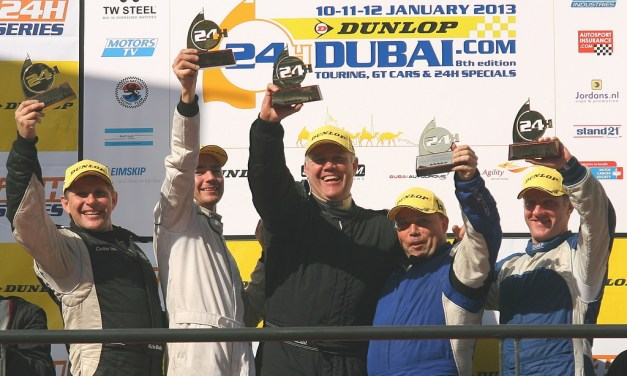 Dubai 24hr: SVDP Racing Team Blog: how the action unfolded for the crew