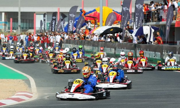 Dubai: Final round of karting Endurance Championship 24 hrs this weekend