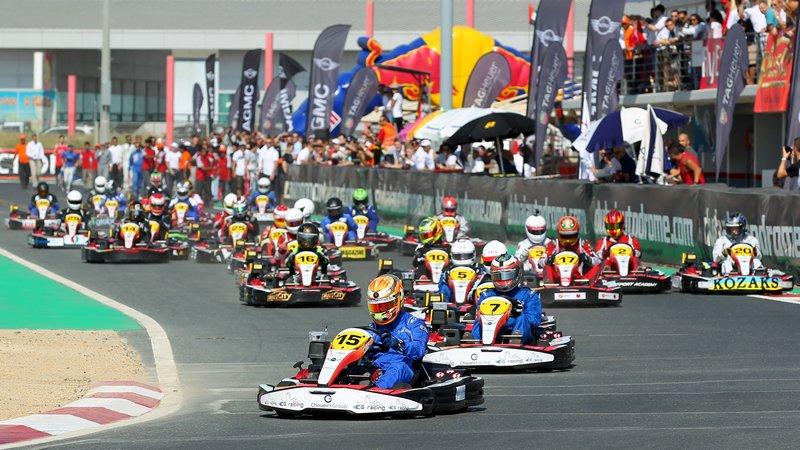 Dubai: Final round of karting Endurance Championship 24 hrs this weekend