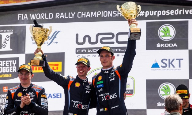 WRC: Renties Ypres Rally Belgium – Thierry Neuville takes his first victory of WRC season