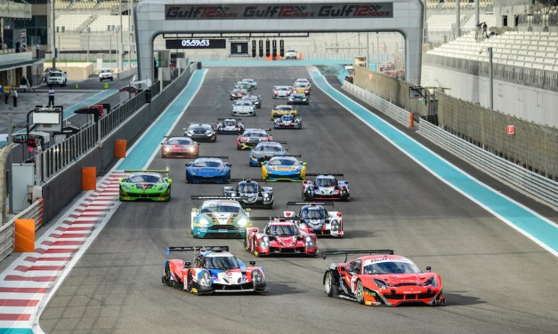 UAE: Teams get ready for exciting new UAE Gulf Sports Cars Championship starting Nov 2018