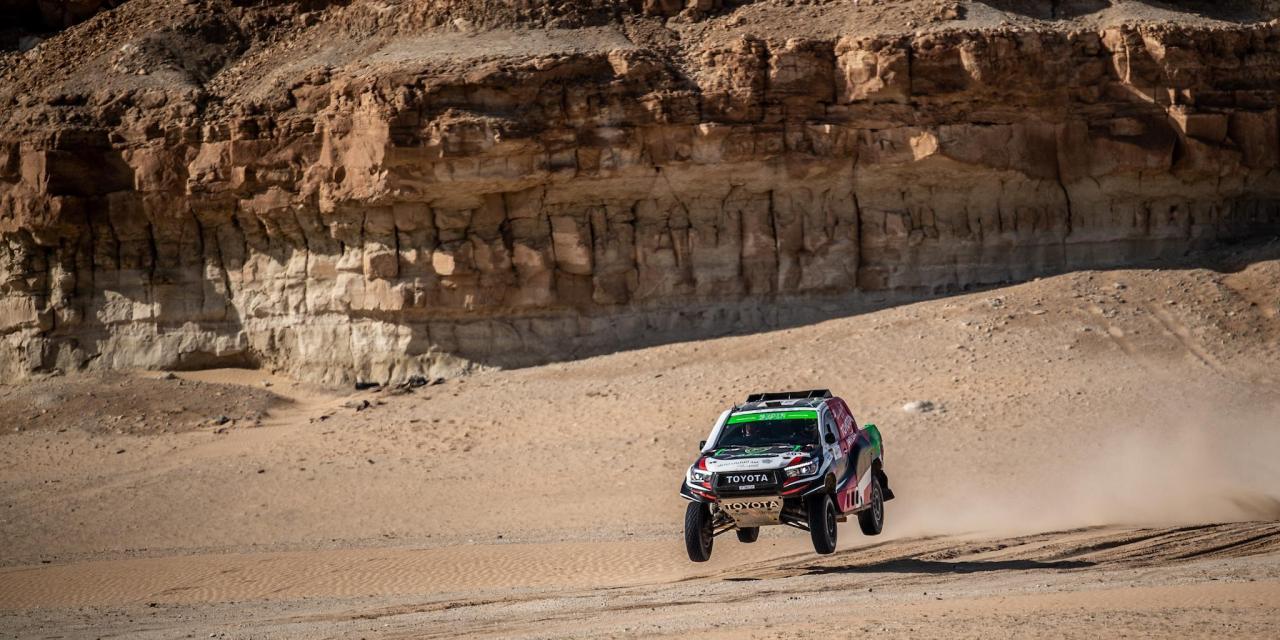 Baja: Al Rajhi seals Saudi Toyota desert series title with victory at Sharqiya Baja