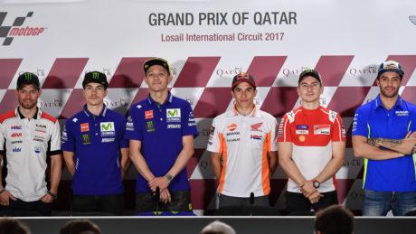 2017 press conference Qatar