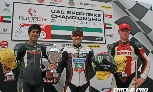UAE Dubai Motorsports Festival: Fantastic finale to the 2012 season at Dubai Autodrome
