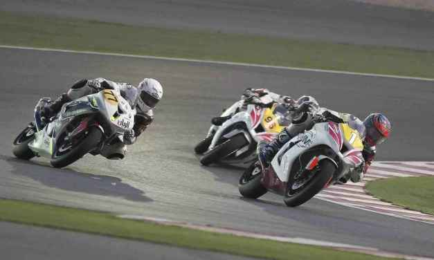 Qatar: Opening weekend for Qatar SuperBike and Qatar Challenge at Losail
