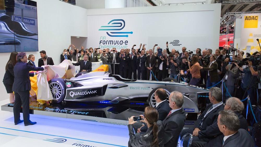 FIA Formula E Championship unveils provisional 2014/2015 calendar starting in Bejing