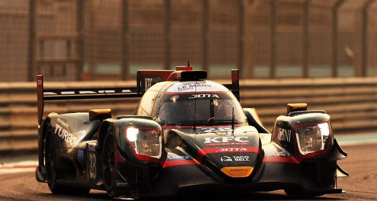 ALMS: JOTA takes back-to-back victories in Abu Dhabi