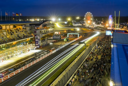 The pinnacle of the year will be the Le Mans 24 Hours on 13-14 June