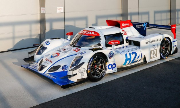 Le Mans: New Car and New Partners for MissionH24 electric-hydrogen-powered prototype