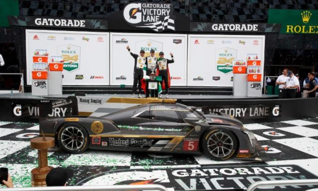Daytona 24hr: Action Express Cadillac Prototype wins 24hr of Daytona