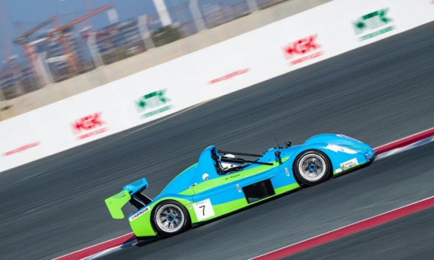 Dubai: Wins for Shalunov and Hjerppe in Radical Middle East Cup rounds 5 and 6