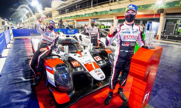 WEC: Season finale crowns Champions in Bahrain as Toyota LMP1 TS050 HYBRID bows out in style