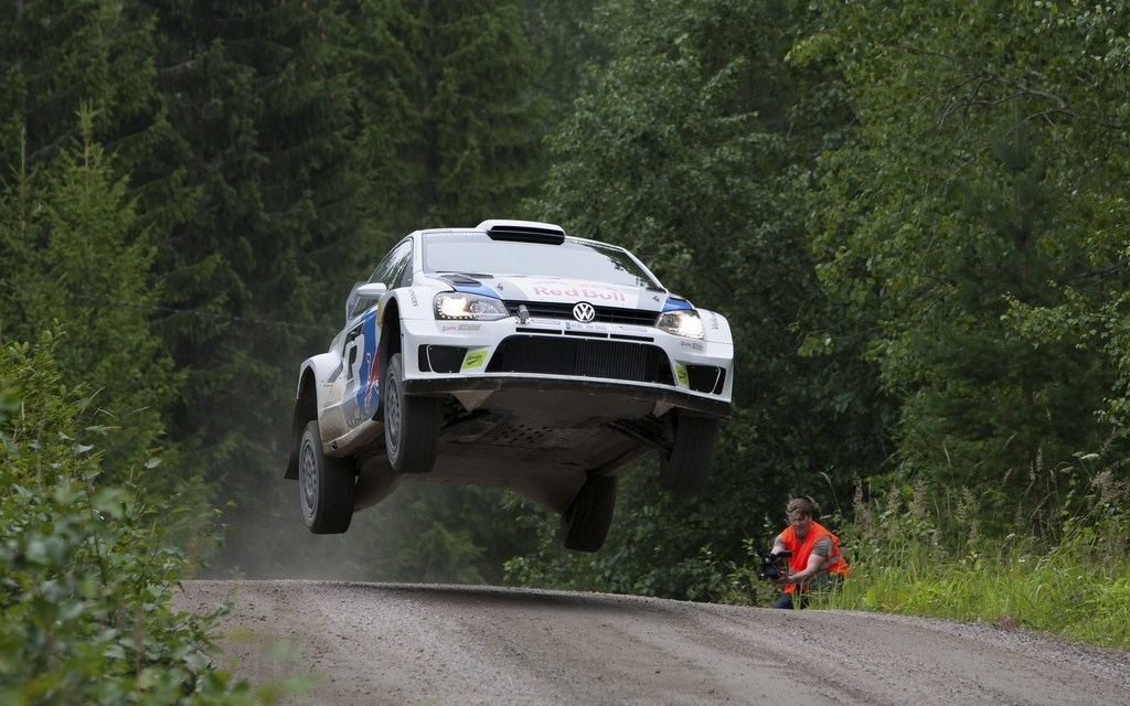 WRC: Volkswagen's drivers in preparation for the fastest rally of the season