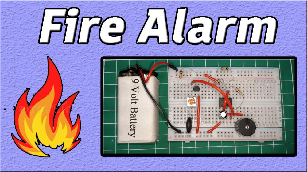 medium resolution of fire alarm circuit
