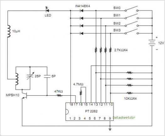 Arduino and RF 433MHz Tranceiver