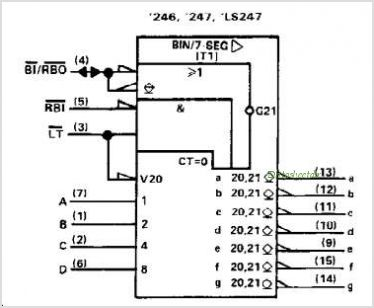 4 Bit Full Adder Circuit 4-Bit Binary Counter Circuit