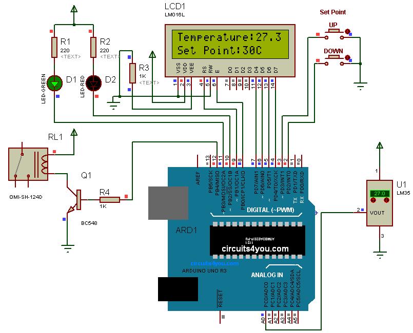 digital code lock using arduino circuits4you com