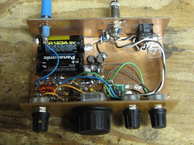 Radio Fm Receiver Circuit Diagram Tea5710 Electronic Design