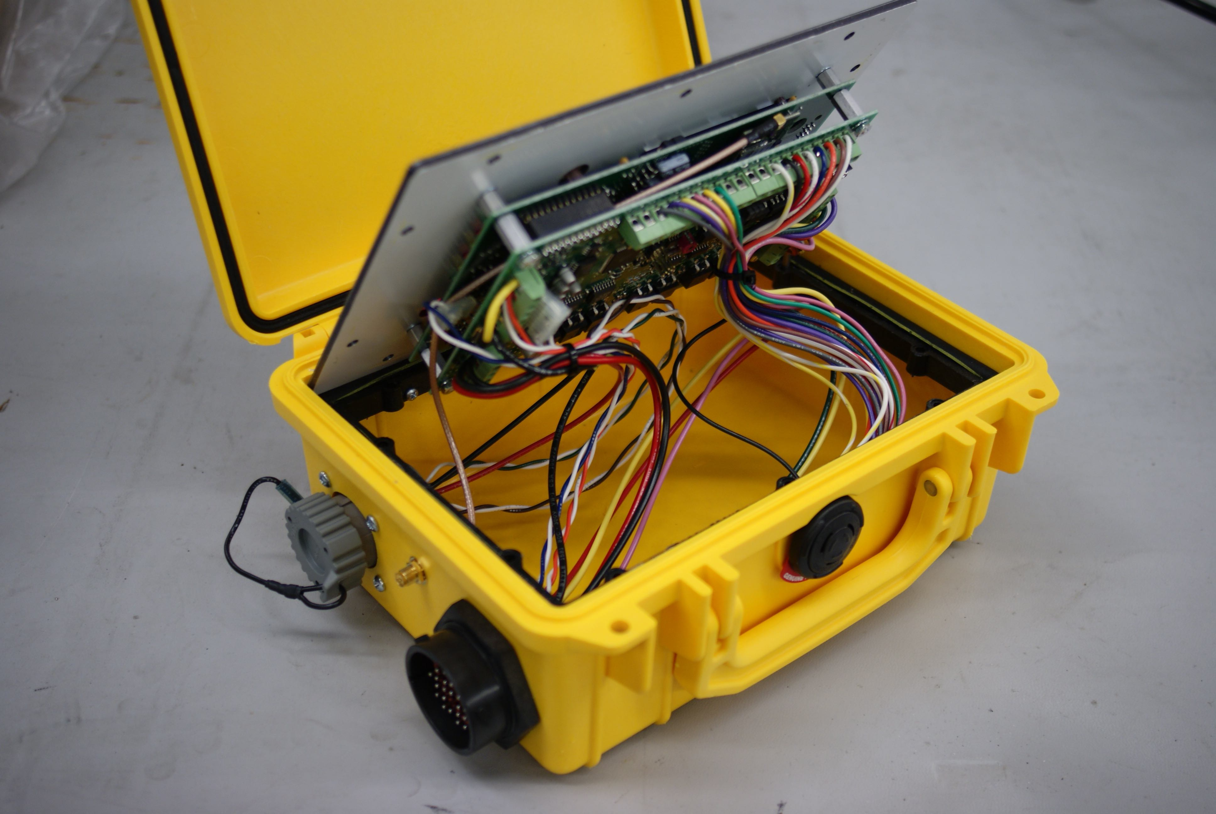 electromechanical and box build