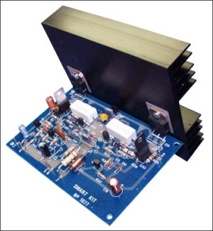 100W Audio Amplifier with Transistor BDW83DBDW84D