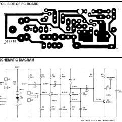 Audio Amplifier Circuit Diagram With Layout Macbeth Plot Fm Wireless Microphone - Schematic