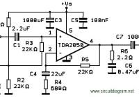 32W Hi-Fi Audio Amplifier Circuit Design with TDA2050
