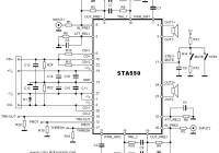 70W Power Stereo Amplifier STA550